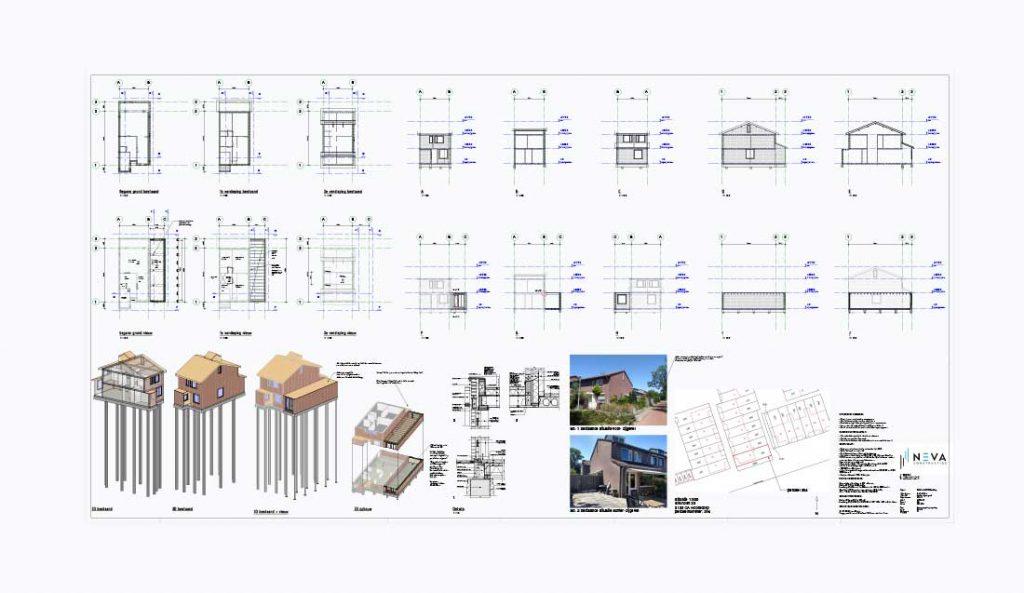 Aanbouw woning Hoofddorp