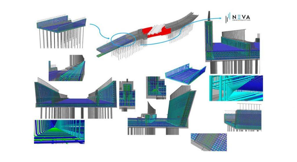3D Wapeningsmodel onderdoorgang, Moot 3