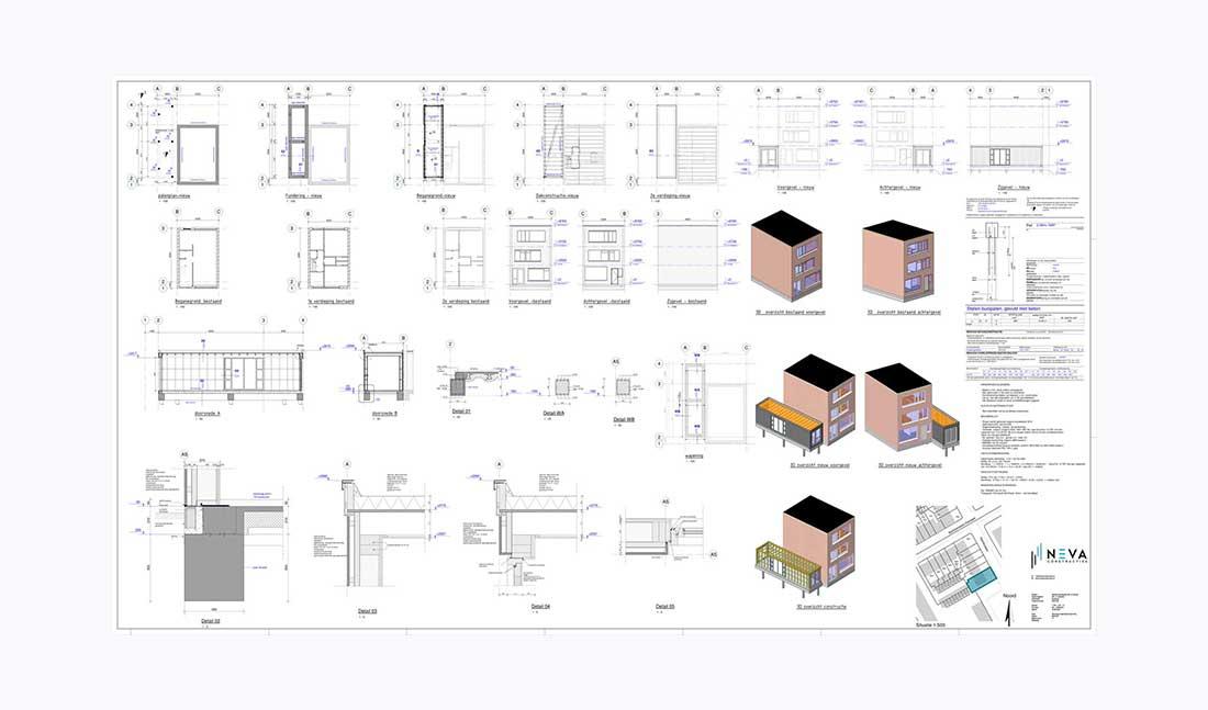 Aanbouw Utrecht