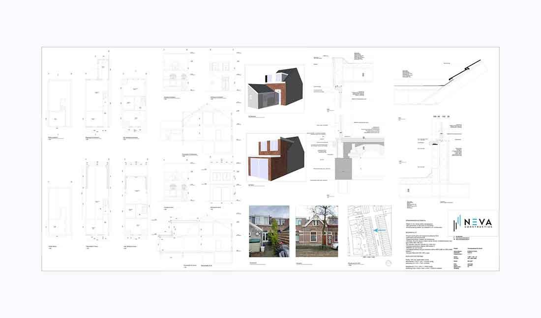 Aan- opbouw Utrecht Lauwerecht