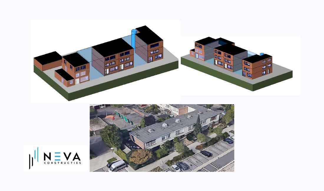 Seriematige woningbouw